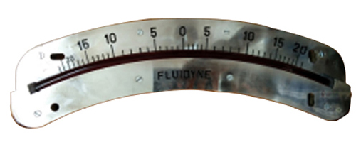 Fluidyne Inclinometers or Clinometers