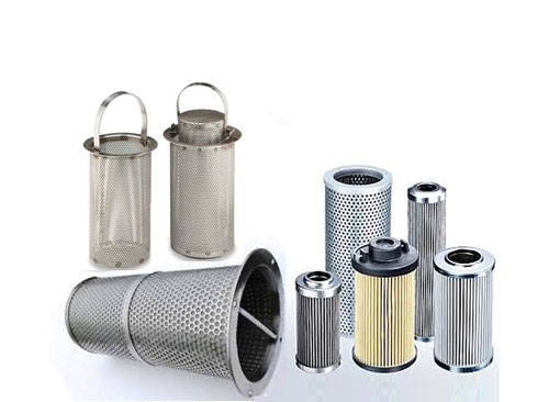 Strainer and Filter Elements