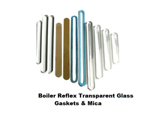Toughened Glass - Mica & Gaskets